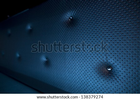 modern club interior - stock photo