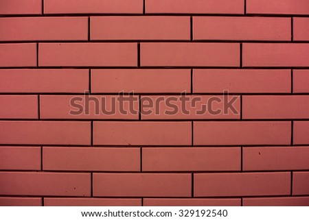 Modern colorful style bricks background , backdrop , wallpaper , brick style wall