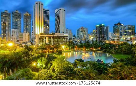Modern Commercial City (Bangkok)