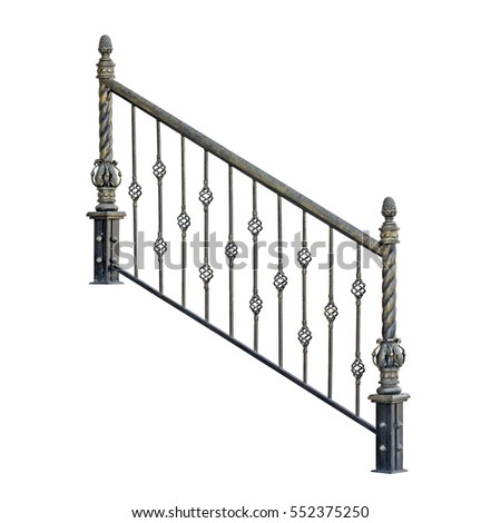 Wrought iron stock photos royalty free images vectors for International decor gates