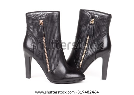 Woman Boots Stock Images, Royalty-Free Images & Vectors | Shutterstock