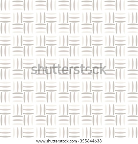 Modern geometric seamless illustration pattern in arabian style.
