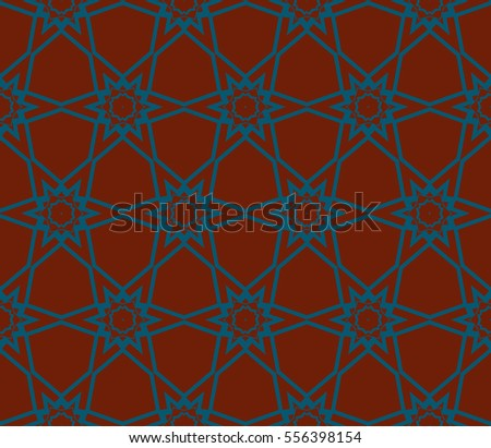 Modern geometric seamless pattern. For design, page fill, wallpaper.raster copy illustration