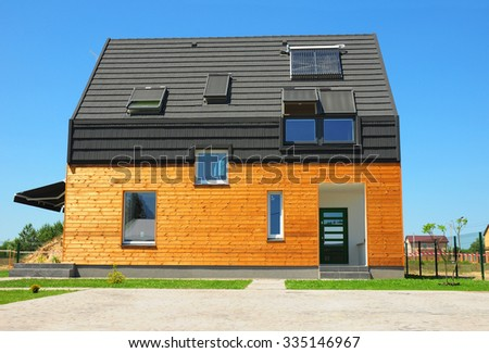 Passive House Stock Photos, oyalty-Free Images & Vectors ... - ^