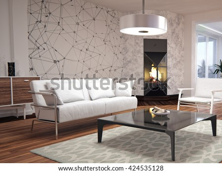 Modern Interior Design Pictures ceiling design stock images, royalty-free images & vectors
