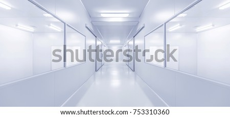 modern interior science laboratory or factory background with lighting in monotone  sc 1 st  Shutterstock & Modern Interior Science Laboratory Lighting Gateway Stock Photo ... azcodes.com