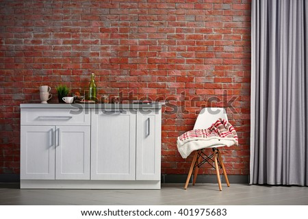 Kitchen Wall Background glass brick wall stock images, royalty-free images & vectors