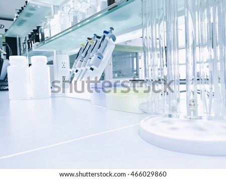 Modern laboratory background,science  background