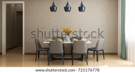 Modern Living Room Sofa Tv On Stock Illustration 677047003