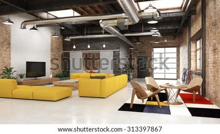 Modern Loft loft stock images, royalty-free images & vectors | shutterstock
