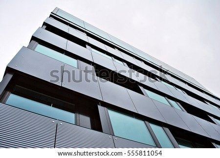 Modern Apartment Building Facade building facade stock images, royalty-free images & vectors