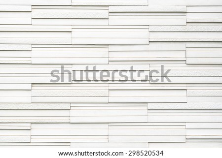 Modern marble tile wall : Granite tiled wall detailed pattern texture background in natural light beige brown color tone - stock photo