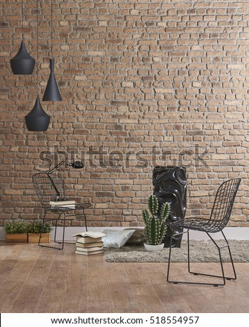 Modern natural wallpaper with wicker chair and vase of flowers  modern lampWicker Furniture Stock Images  Royalty Free Images   Vectors  . Modern Wicker Chair. Home Design Ideas