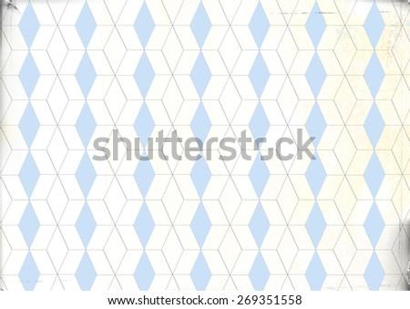 modern pattern - stock photo