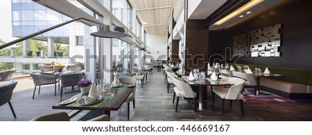 Restaurant stock images royalty free images vectors shutterstock - Moderne cusine ...