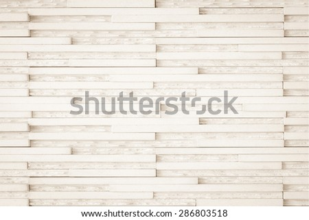 Modern tile wall : Granite tile wall pattern texture background in light beige color tone    - stock photo