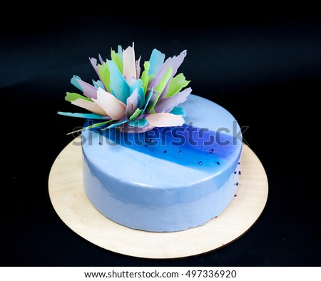 Plain Birthday Cake Stock Images RoyaltyFree Images Vectors