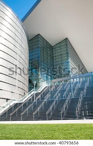 Modern urban architecture - stock photo