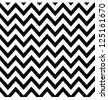 MODERN ZIG ZAG PATTERN. Editable vector illustration file. - stock vector