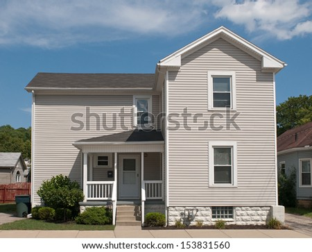 Modest Home Images warren buffett home Modest Older Home