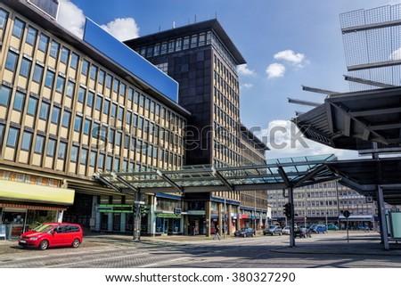 Moenchengladbach - stock photo
