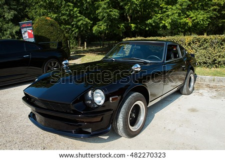 Datsun Stock Images, Royalty-Free Images & Vectors ...