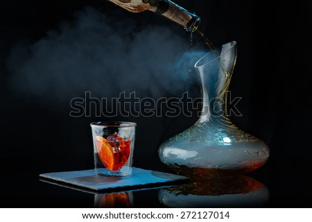 molecular cocktail