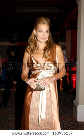 Molly Sims inside for Proctor and Gamble Breast Cancer Fundraiser, Toronto Liberty Grand, Toronto, ON, October 01, 2005