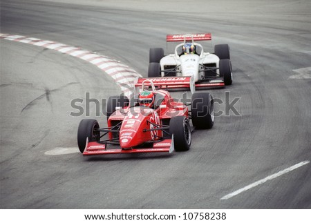Molson Indy Car Race