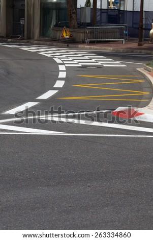 Monaco f1 - stock photo