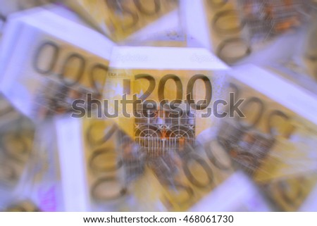 money, abstract background