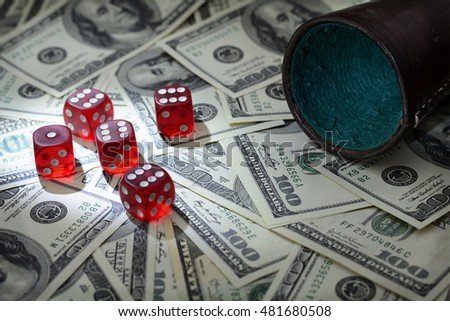 money and dice games
