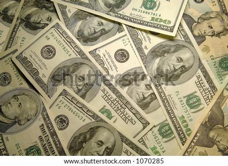 Money background. - stock photo