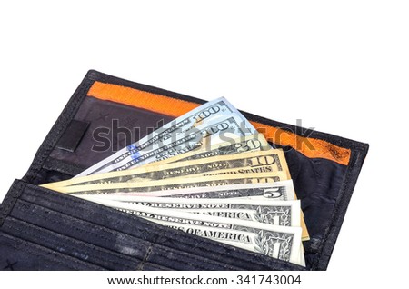 Money Bag, Currency, Paper Currency.