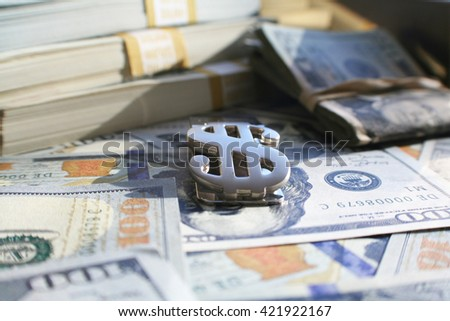 Money Icon Stock Photo High Quality