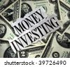 Money Investing with a lot of $2 dollar bills - stock photo
