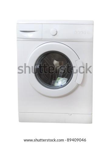 Money laundering. - stock photo