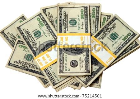 Money Money Money - stock photo
