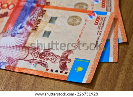 Money of Kazakhstan, tenge