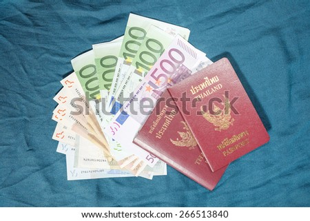 Money passport