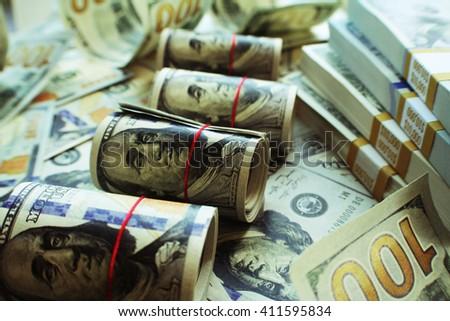 Money Stock Photo - stock photo