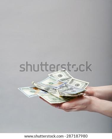 money supply - stock photo