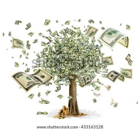 Money Tree Stock Images, Royalty-Free Images & Vectors | Shutterstock