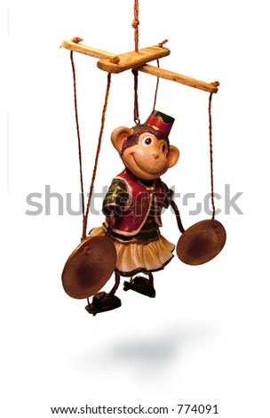 Monkeyin' Around - stock photo