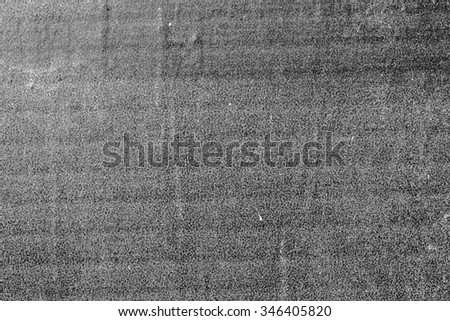Monochromatic digital print texture on poster paper as background - stock photo