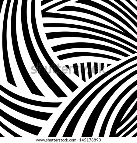 Monochrome abstract background - raster version - stock photo