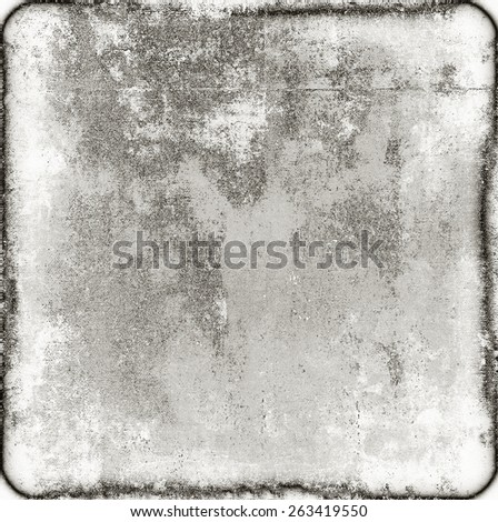 monochrome aged black and white texture - stock photo