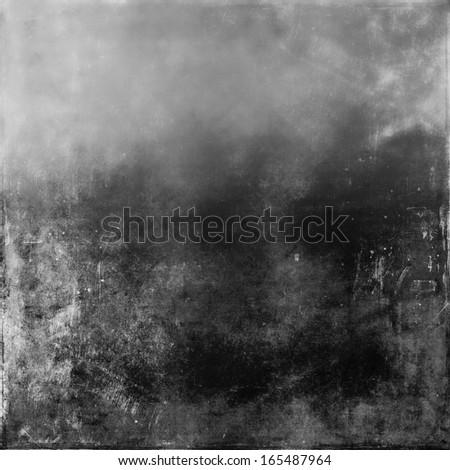 Monochrome background image and useful design element - stock photo