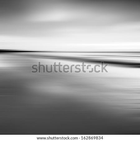 Monochrome black and white background - stock photo