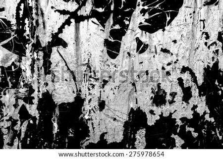 monochrome grunge background with space for text or image  - stock photo